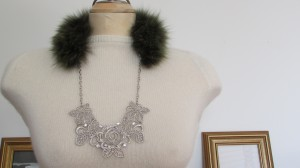 Collier Recyc-Chic